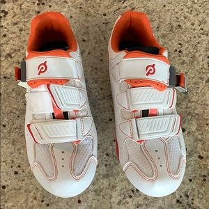 Peloton Cycle Spin ladies Shoes 38
